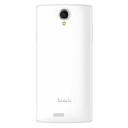 Смартфон Bravis Bright White