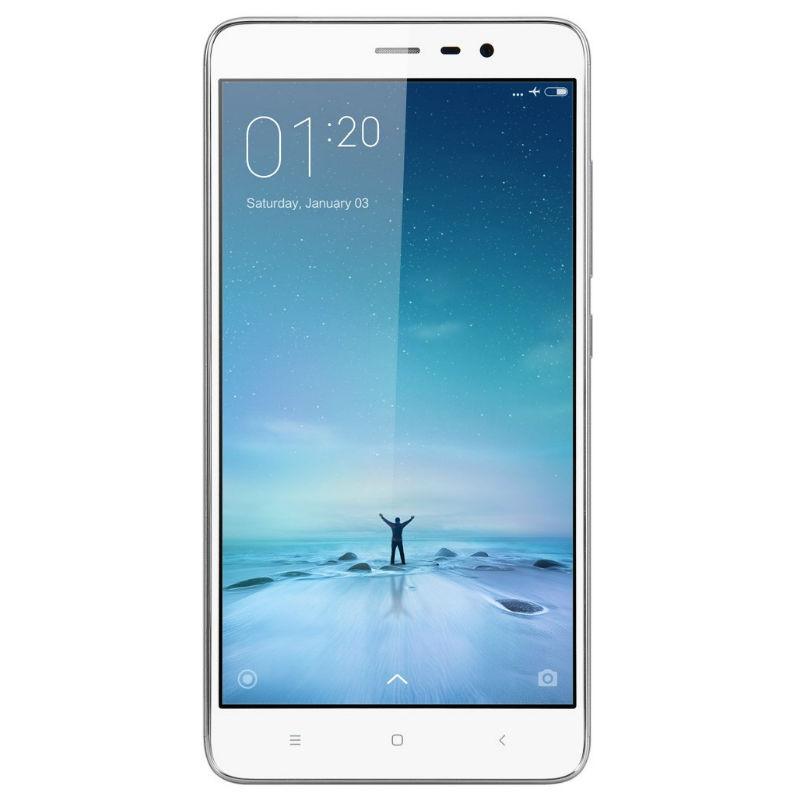 Смартфон Xiaomi Redmi Note 3 16Gb Silver