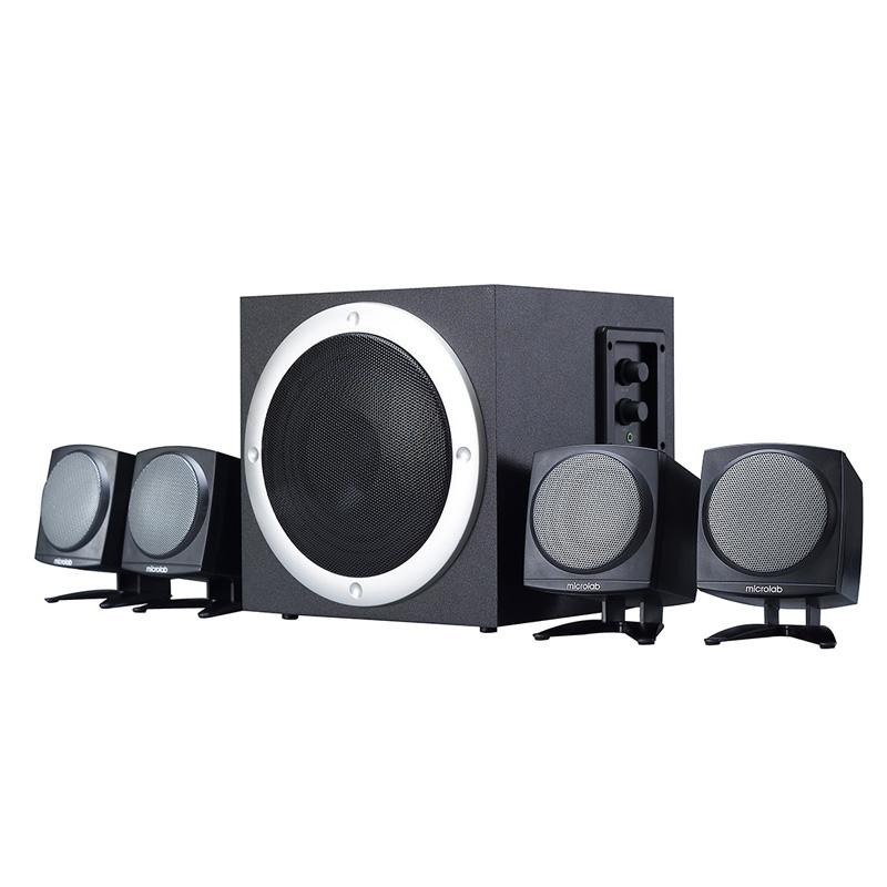 Звуковые колонки Microlab TMN-3 4.1