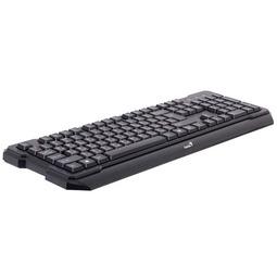 Клавиатура Genius KB-210 Black
