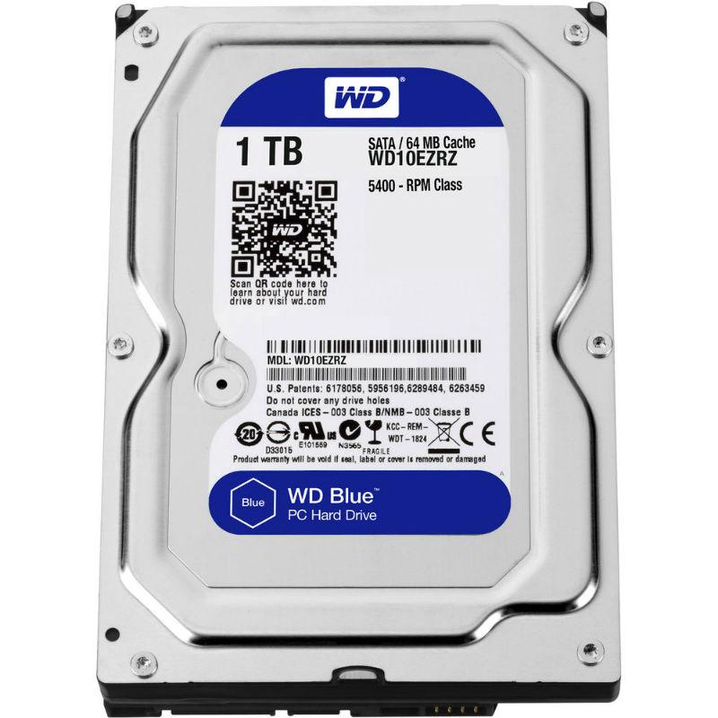 HDD диск Western Digital WD10EZRZ
