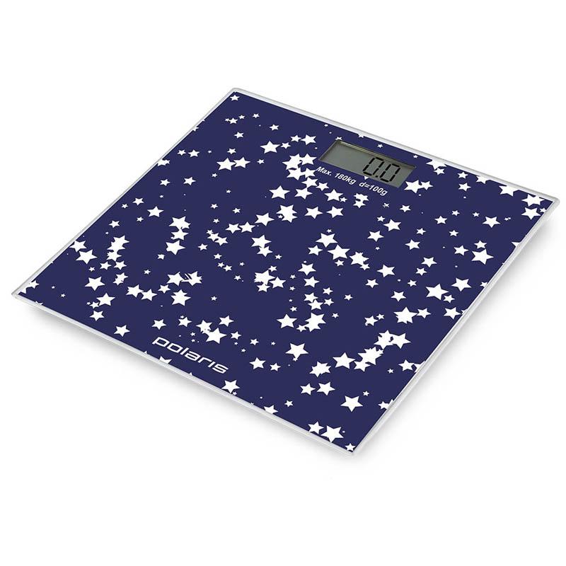Весы Polaris PWS 1852DG Фиолетовый