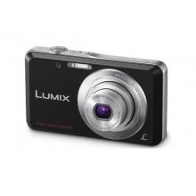 Цифровой фотоаппарат Panasonic Lumix DMC-FS28EE-K black