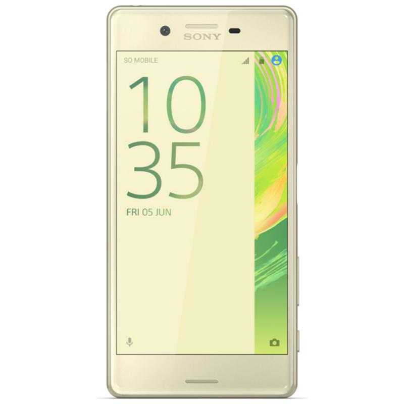 Смартфон Sony Xperia X Dual Lime Gold