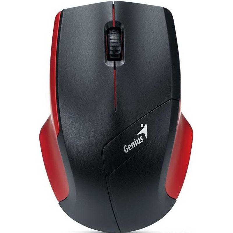 Мышь Genius NS-6015 Black/Red