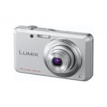 Цифровой фотоаппарат Panasonic Lumix DMC-FS28EE-S silver