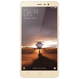 Смартфон Xiaomi Redmi Note 3 16Gb Gold