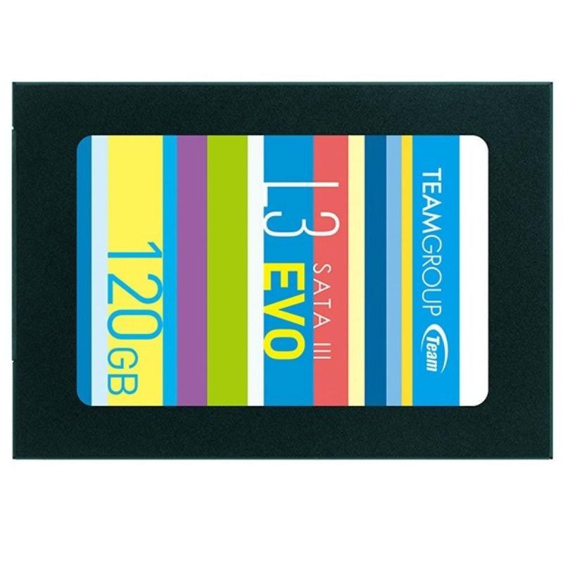 SSD диск Team Group T253LE120GTC101