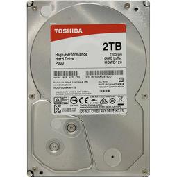 HDD диск Toshiba P300 HDWD120EZSTA