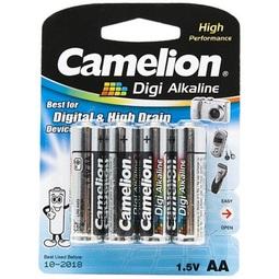 Элемент питания Camelion LR6-BP4DG