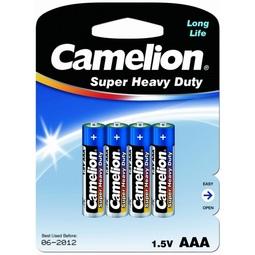 Элемент питания Camelion  R03P-BP4B