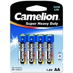 Элемент питания Camelion  R6P-BP4B