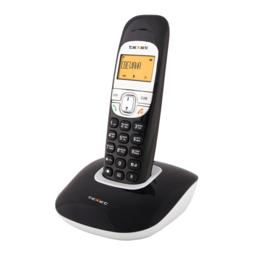 Радиотелефон Texet TX-D6505А Black