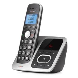 Радиотелефон Texet TX-D6855A Black