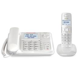 Радиотелефон Texet TX-D7055А Combo White