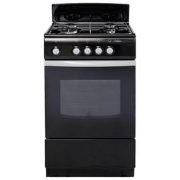 Газовая плита De Luxe  5040.38 Г (Щ) Черный