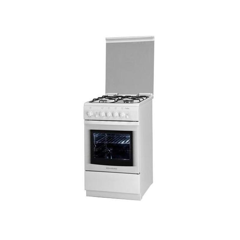 Газовая плита De Luxe  506040.04г White