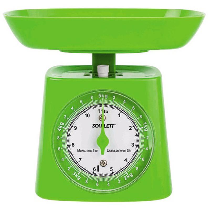 Весы Scarlett SC-1219 Зеленый
