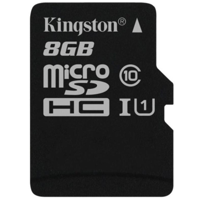 Карта памяти Kingston U1 SDC10G2/8GBSP
