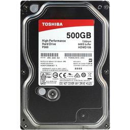 HDD диск Toshiba P300 HDWD105UZSVA