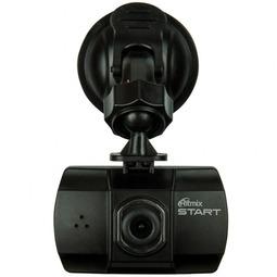 Видеорегистратор Ritmix AVR-150 + Transcend 8GbTS8GUSDHC4