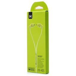Наушники Harper HV-405 Green