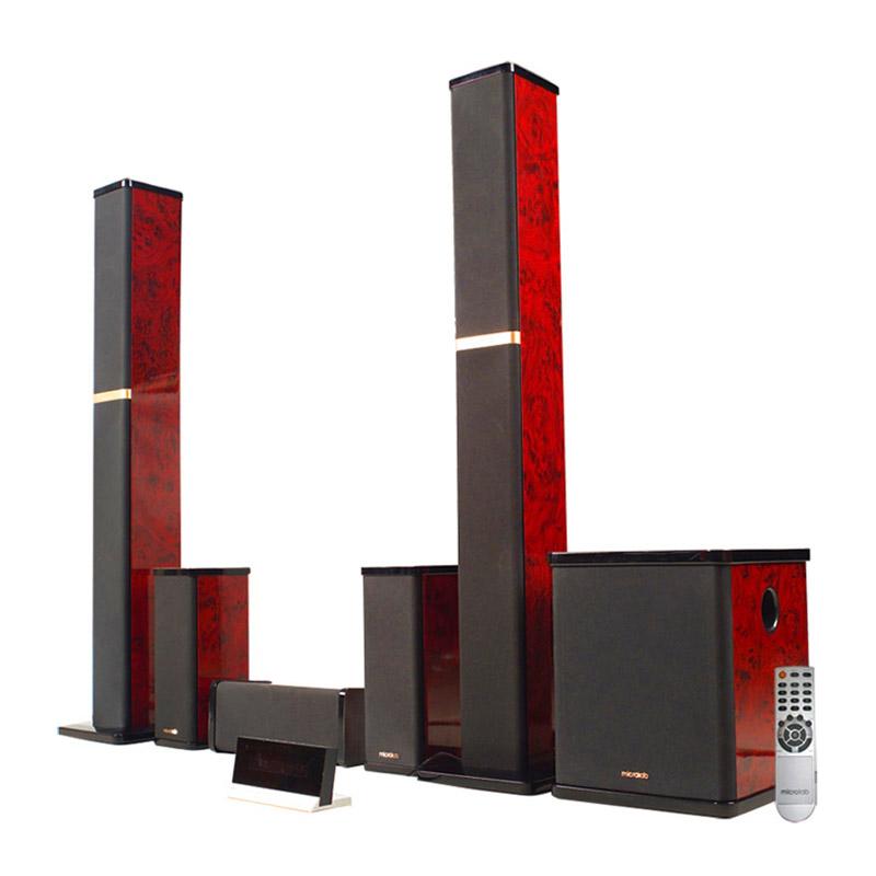 Звуковые колонки Microlab H-600 5.1