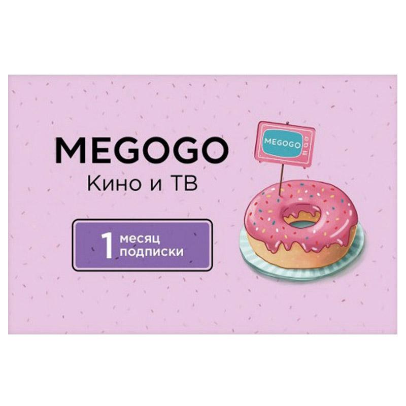 MEGOGO Megogo Кино и ТВ 1 месяц подписки