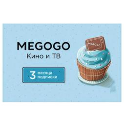 MEGOGO Megogo Кино и ТВ 3 месяца подписки