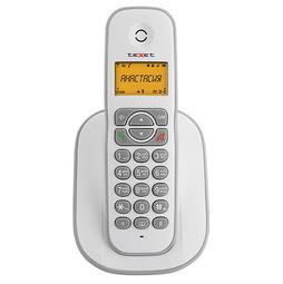 Радиотелефон Texet TX-D4505AW White/Grey