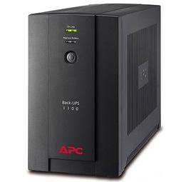 Источник бесперебойного питания APC UPS- BX1100LI BACK RS 1100VA