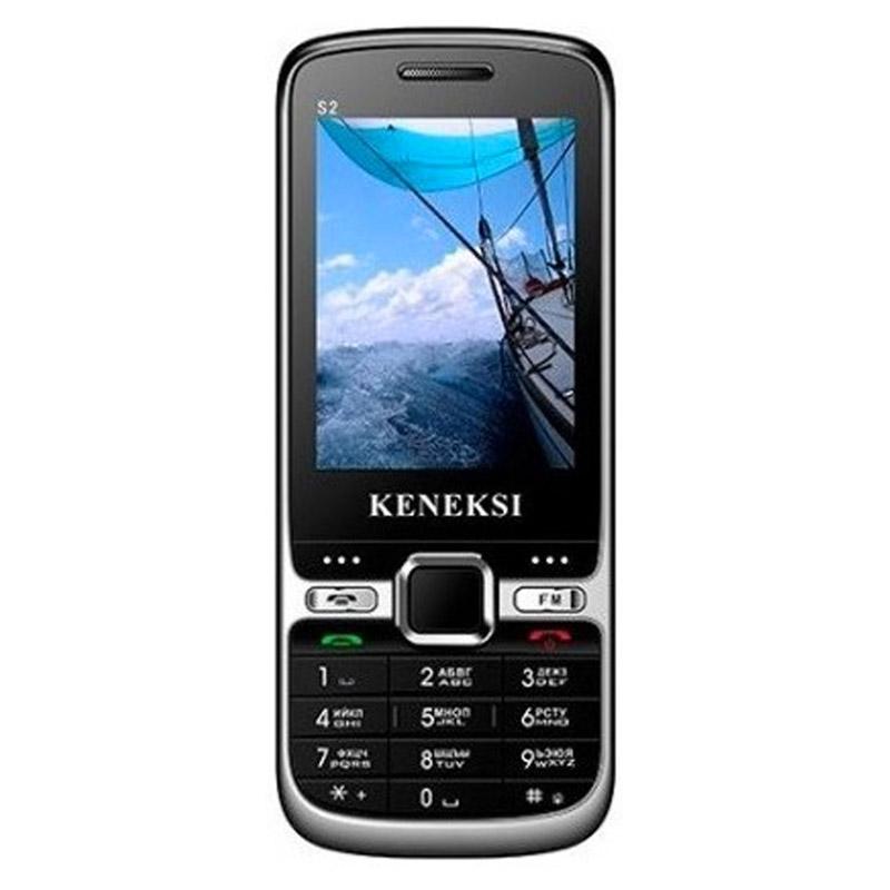 Мобильный телефон Keneksi S2 Black