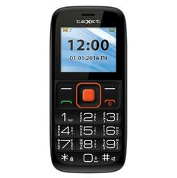 Мобильный телефон Texet TM-B117 Black Orange