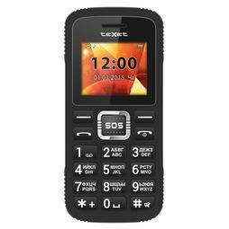 Мобильный телефон Texet TM-B119 Black