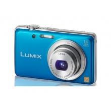Цифровой фотоаппарат Panasonic Lumix DMC-FS40EE-A Blue
