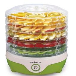 Сушилка для фруктов и овощей Polaris PFD 0305 Зеленый