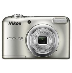 Цифровой фотоаппарат Nikon Coolpix A10 Silver