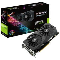 Видеокарта Asus Strix-GTX1050Ti-O4G-Gaming