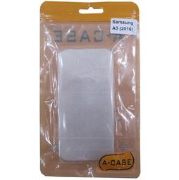 Чехол для мобильного телефона A-Case (10000003180) на Samsung A3 2016 Светлый