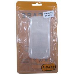 Чехол для мобильного телефона A-Case 10000003182 Для Samsung J1 Mini Светлый