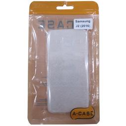Чехол для мобильного телефона A-Case 10000003184 Для Samsung Galaxy J2 2016 Светлый
