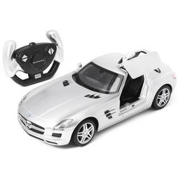 Радиоуправляемая игрушка Rastar Mercedes-Benz SLS 47600S Sliver