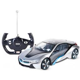 Радиоуправляемая игрушка Rastar BMW i8 49600-11S Silver