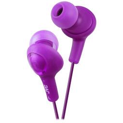 Наушники JVC Gumy Plus HA-FX5-V Violet