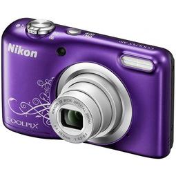 Цифровой фотоаппарат Nikon Coolpix A10 Violet