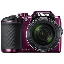 Цифровой фотоаппарат Nikon Coolpix B500 Violet