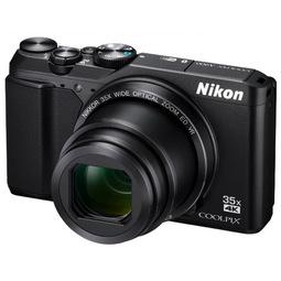 Цифровой фотоаппарат Nikon Coolpix A900 Black