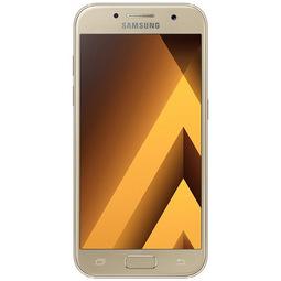 Смартфон Samsung Galaxy A3 2017 Gold