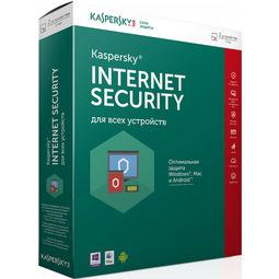 Антивирус Kaspersky Internet Security 2017 (подписка на 1 год)