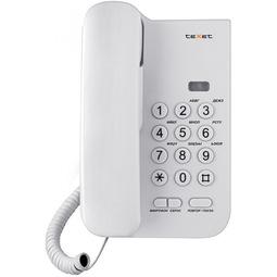 Проводной телефон Texet ТХ-212 Grey